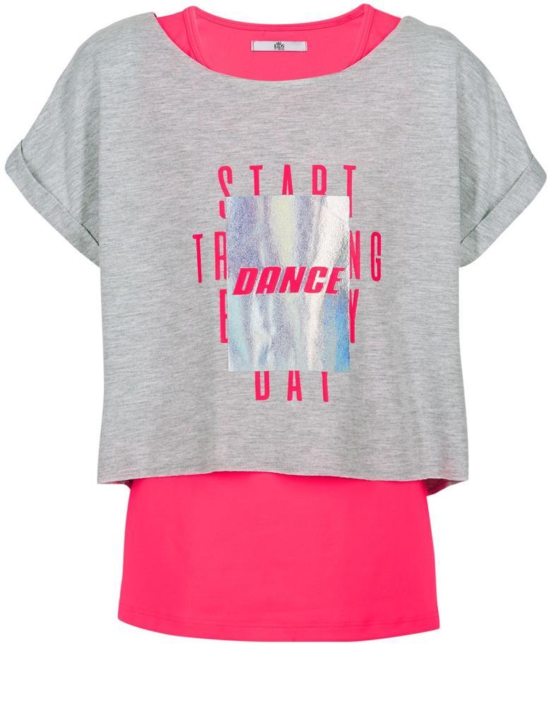 2'li T-Shirt ve Atlet Takımı (3 - 16 Yaş)