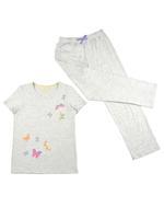 Gri 2'li Pijama Takımı