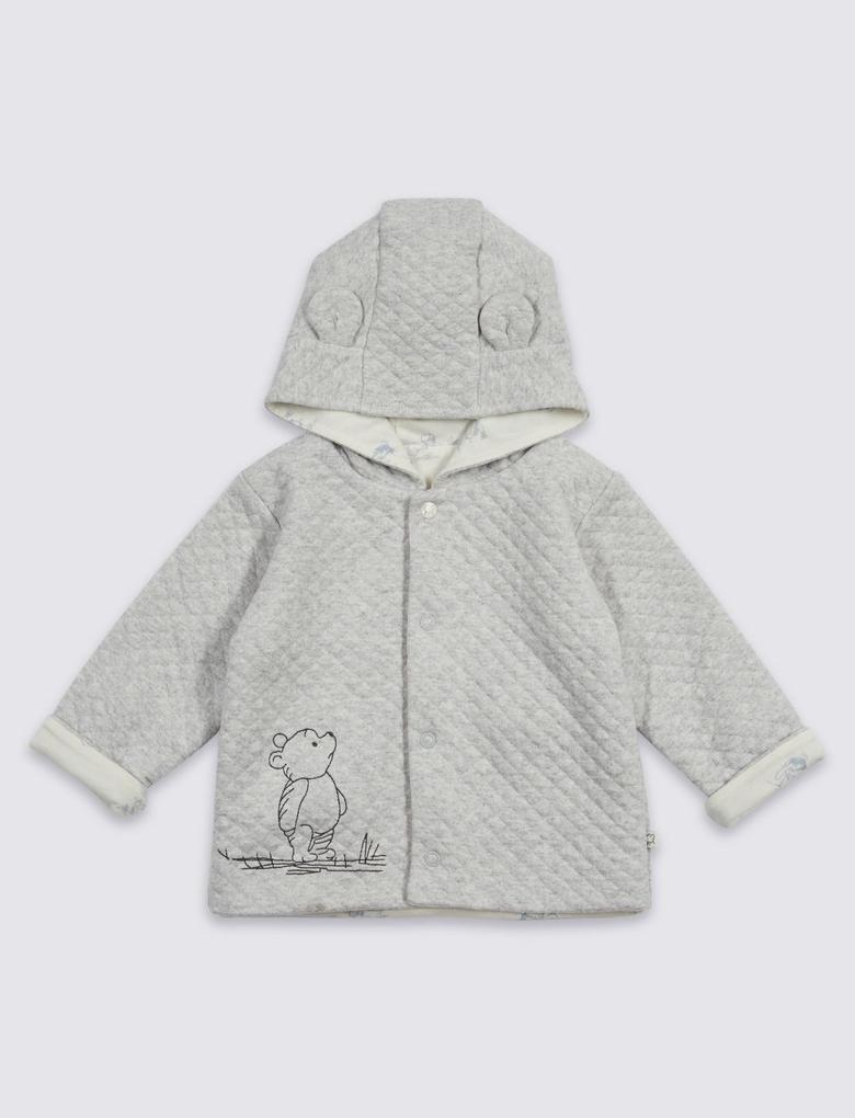 Winnie The Pooh Kapüşonlu Ceket