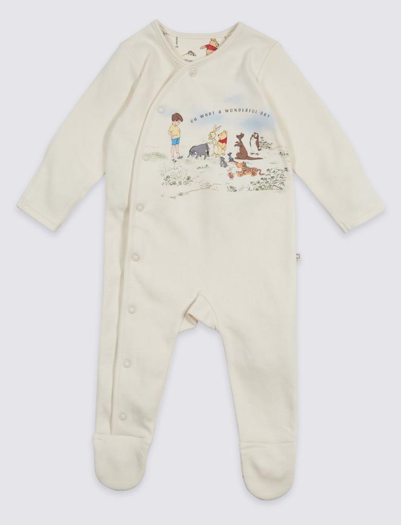 Winnie the Pooh Unisex Pijama Tulum