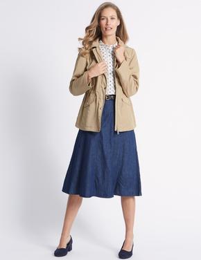 Renksiz Anorak Ceket (Stormwear™ Teknolojisi ile)