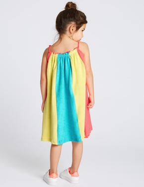 Pamuklu Elbise (3 Ay - 7 Yaş)
