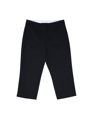 Siyah Pamuklu Slim Pantolon