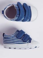 Cırtcırtlı Çizgili Ayakkabı