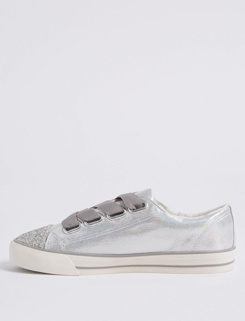 Kids' Pırıltılı Ayakkabı
