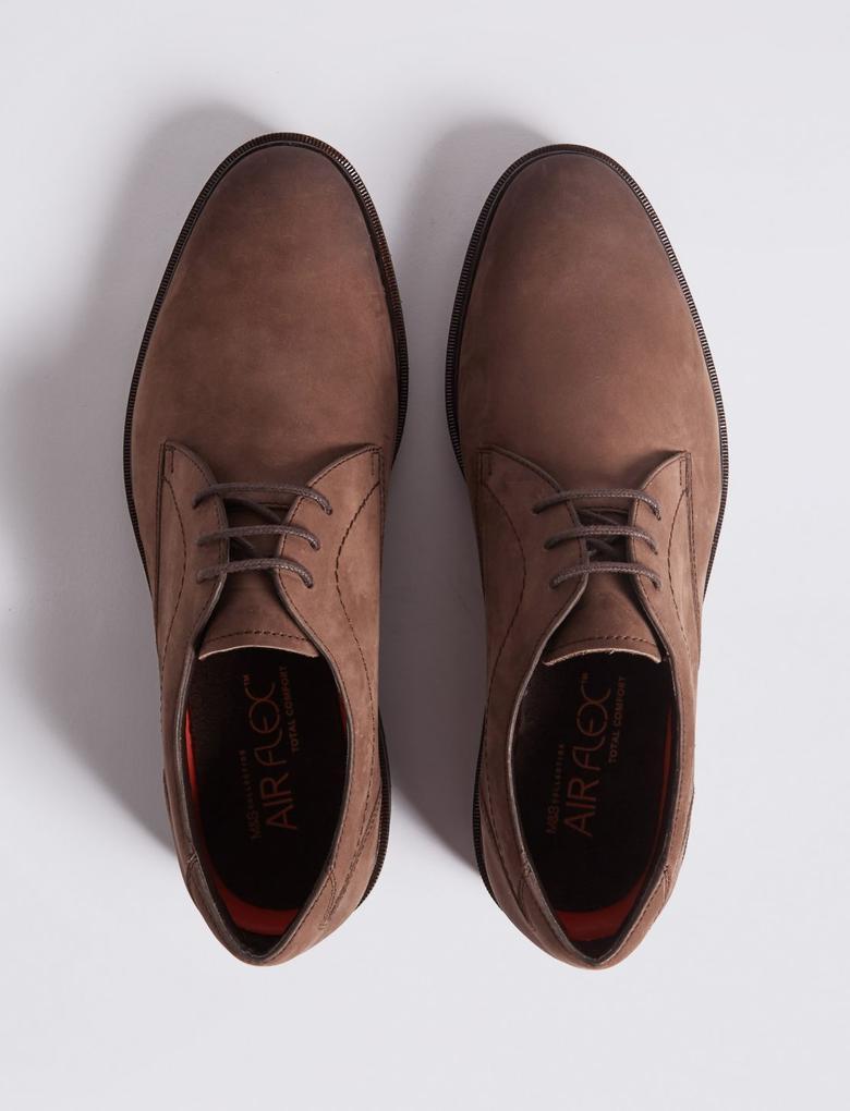 Bağcıklı Deri Ayakkabı (Airflex Teknolojisi ile)