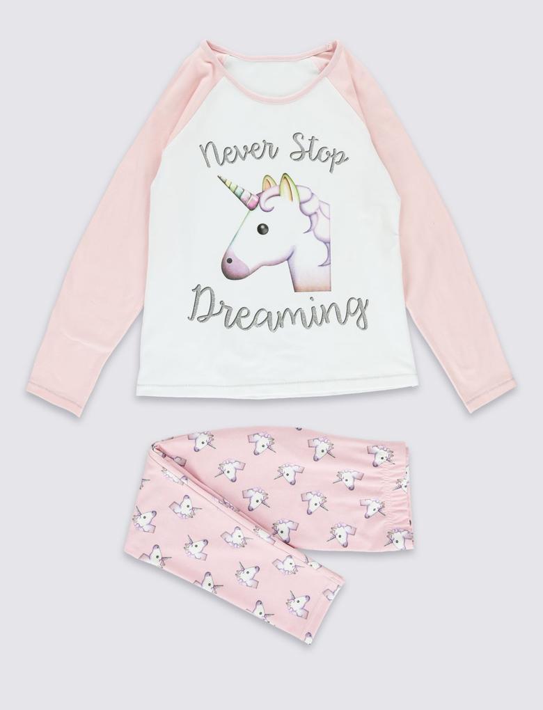 Beyaz Pijama Takımı