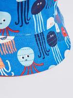 Kids' 2'li Saf Pamuklu Şapka