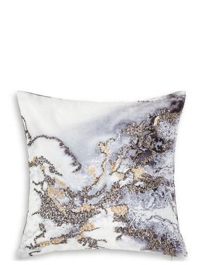 Pullu Desenli Yastık