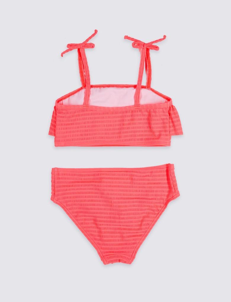 Pembe Lycra® Bikini Takımı (Xtra Life™ Özelliği ile)