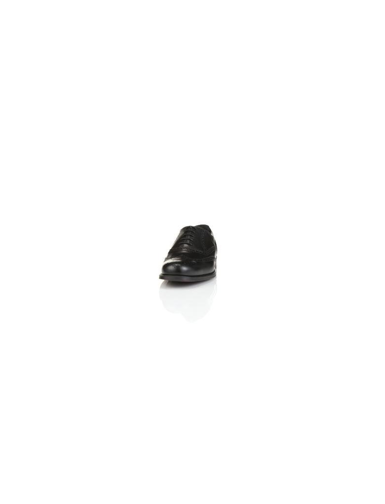 Ekstra Geniş Kalıplı Deri Ayakkabı