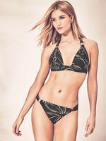 Desenli Hipster Bikini Altı