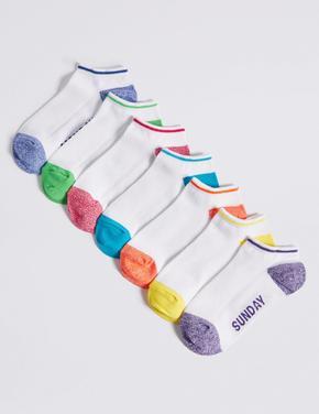 Haftanın Günleri 7'li Çorap Seti