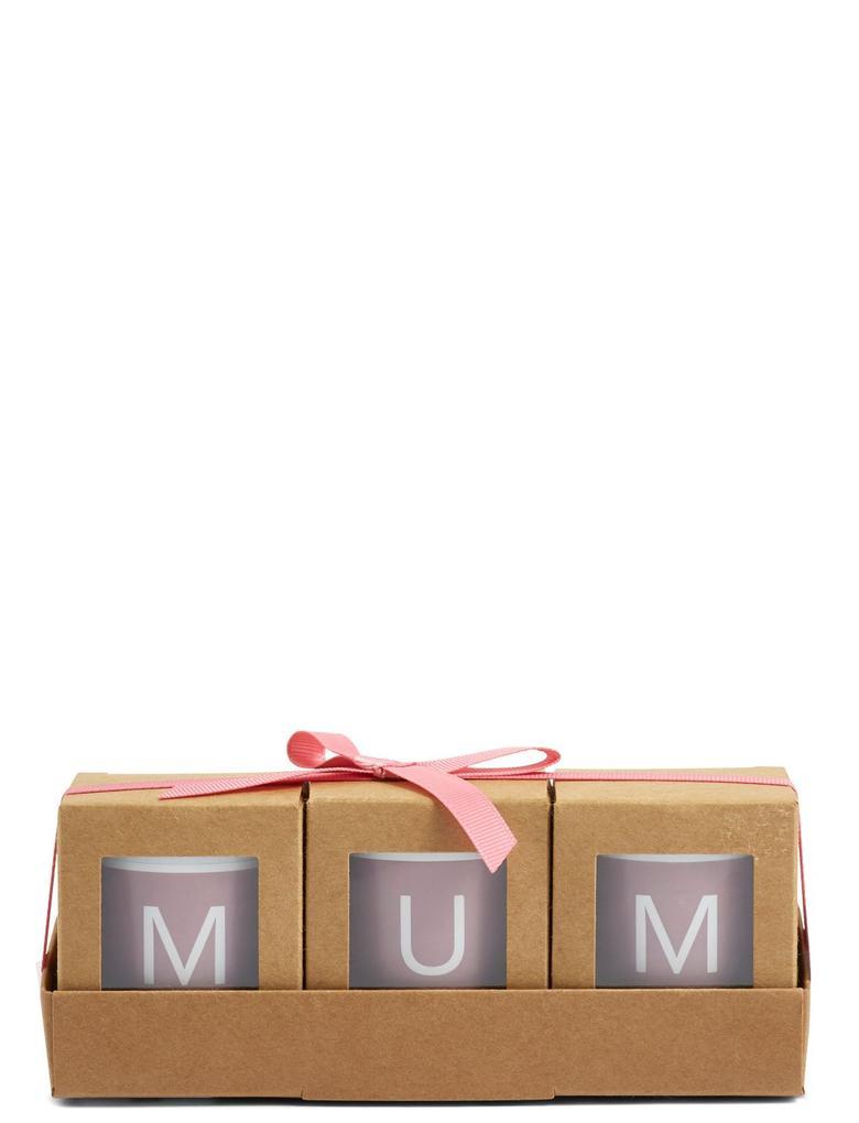 """Çay Gülü Kokulu """"Mum"""" Mum"""