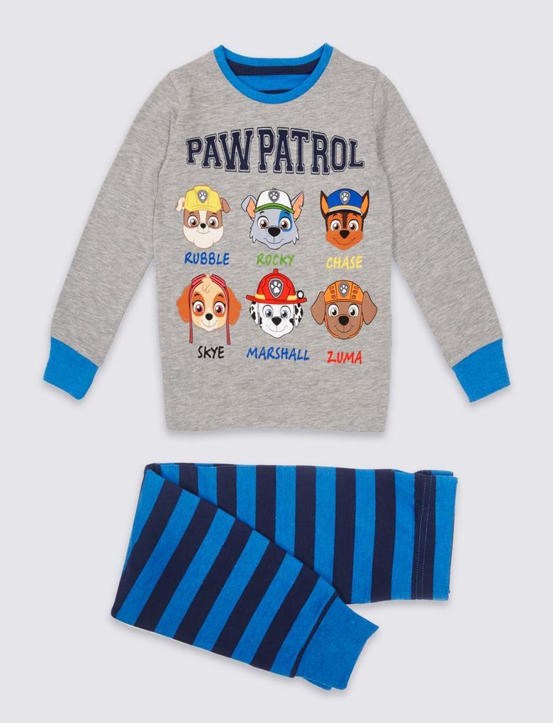 Gri Paw Patrol™ Pijama Takımı