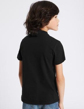Darth Vader Star Wars™ Desenli Kısa Kollu T-Shirt