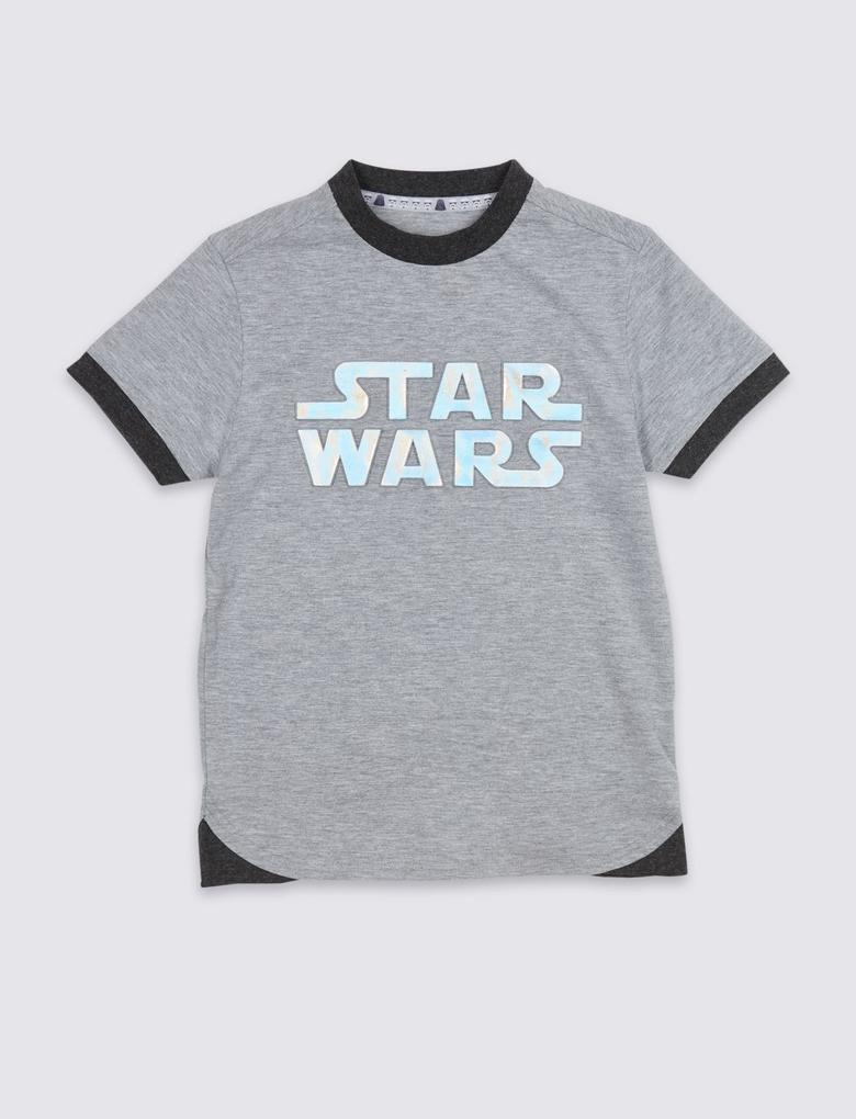 Koyu gri Star Wars™ Kısa Kollu T-Shirt
