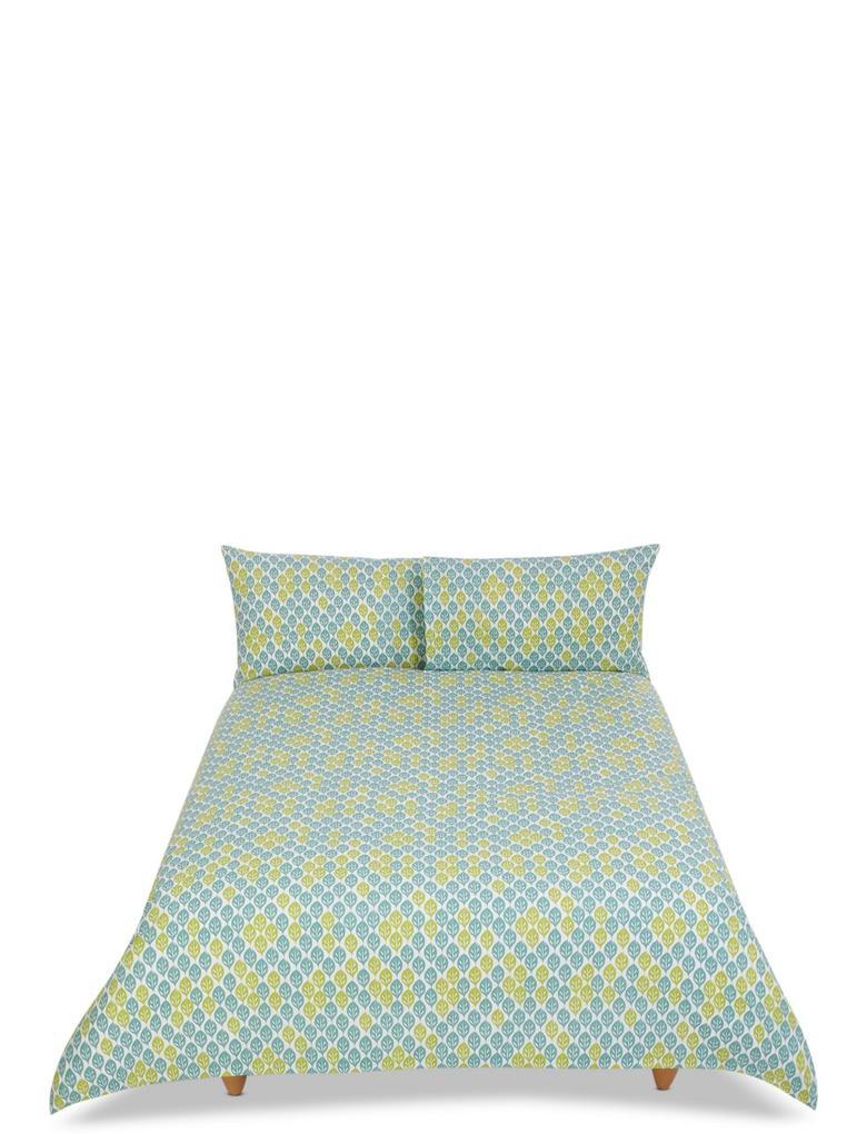 Ella Desenli Yatak Takımı