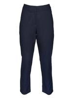 Lacivert Pamuklu Slim Pantolon