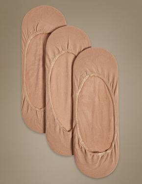 Kahverengi 3'lü Babet Çorabı