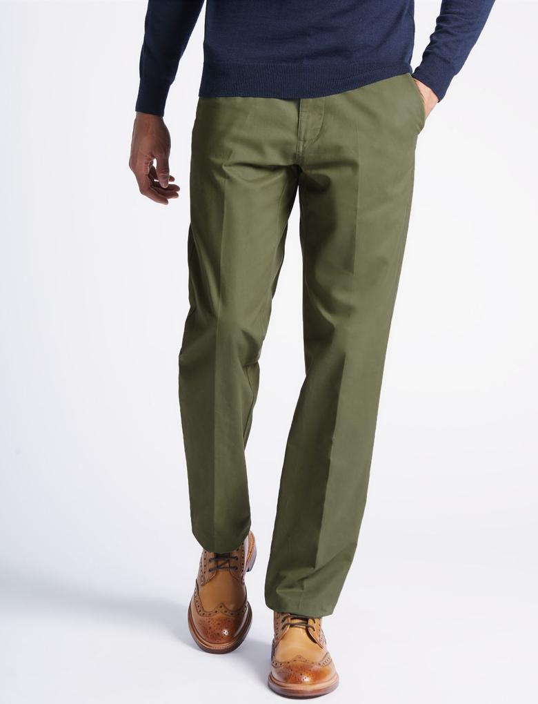 Regular Fit Chino Pantolon (Stormwear™ Teknolojisi ile)