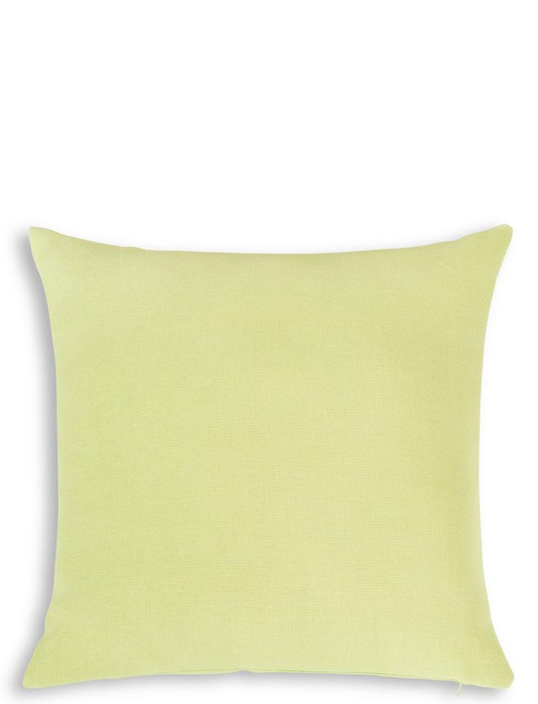 Yeşil Düz Renk Yastık