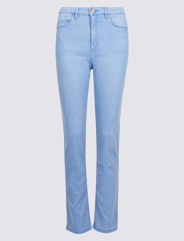 Mavi Sculpt & Lift Roma Rise Slim Leg Jean Pantolon