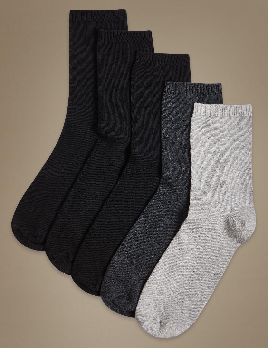 5`li Pamuklu Çorap