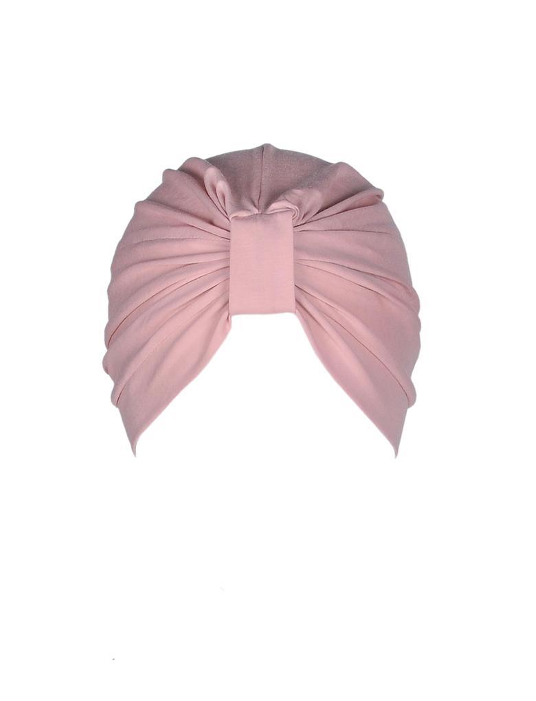 Kadın Pembe Jarse Şapka