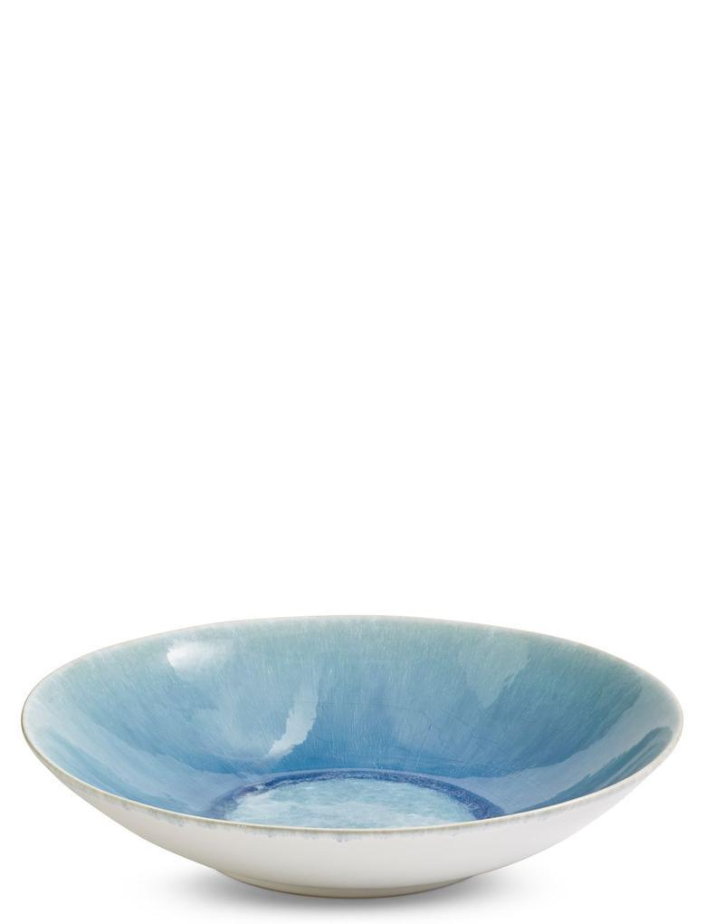 Mavi Tavira Yemek Tabağı