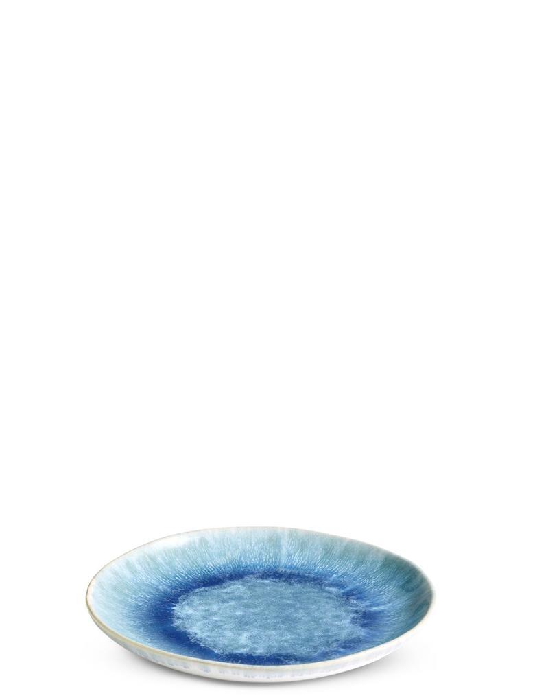 Mavi Tavira Aperatif Tabağı