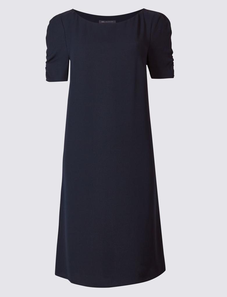 Yarım Kollu Elbise