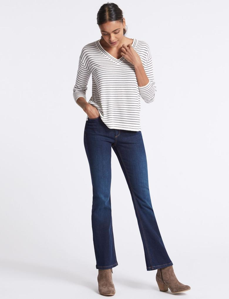 Sculpt & Lift Orta Belli Slim Boot Jean Pantolon