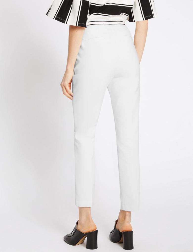 Çizgi Detaylı Pantolon