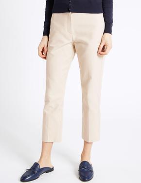Kısa Paçalı Pantolon