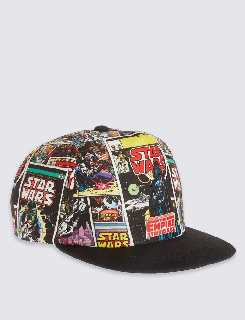 Star Wars™ Desenli Şapka