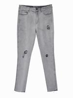 Yüksek Belli Skinny Pantolon