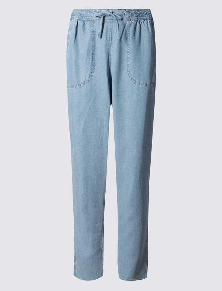 Tencel™ Denim Pantolon