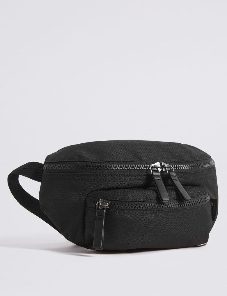 Siyah Çanta (Scuff Resistant Cordura® Teknolojisi ile)