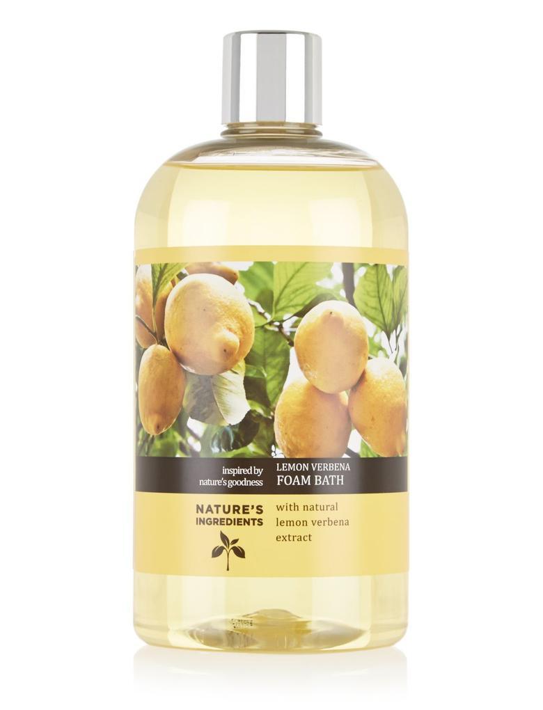 Renksiz Lemon Verbana Duş Köpüğü 500ml