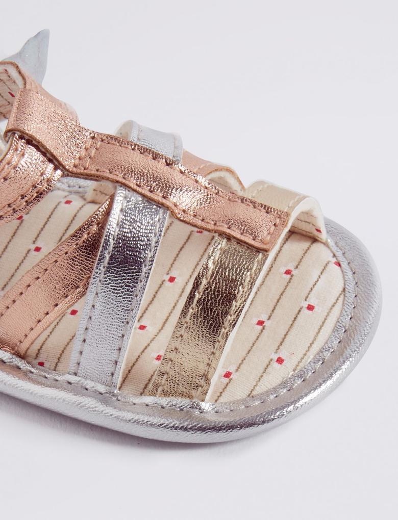 Multi Renk Açık Ayakkabı