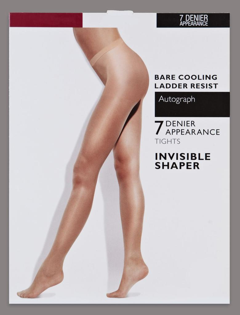 Kahverengi Secret Slimming™ Külotlu Çorap