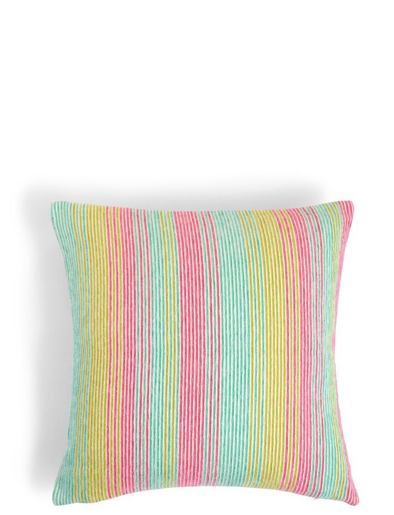 Multi Renk Çizgili Yastık
