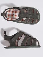 Cırtcırtlı Deri Açık Ayakkabı