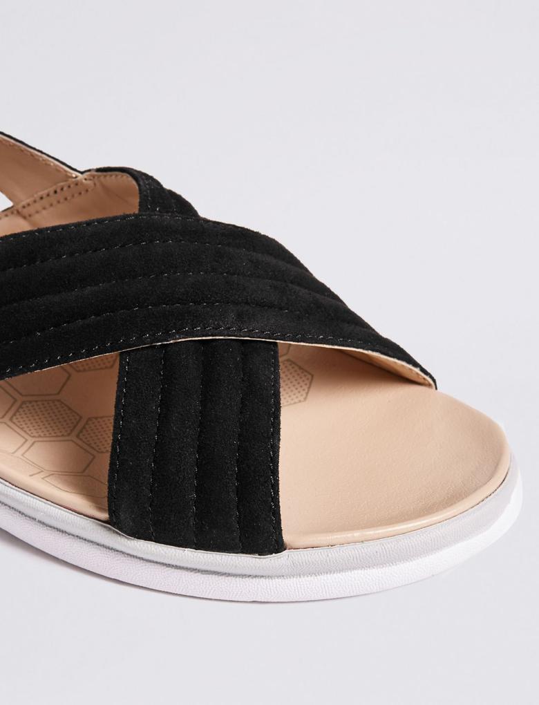 Süet Açık Ayakkabı