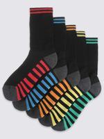 5'li Freshfeet™ Çorap