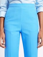 Pamuklu Slim Leg Kısa Pantolon