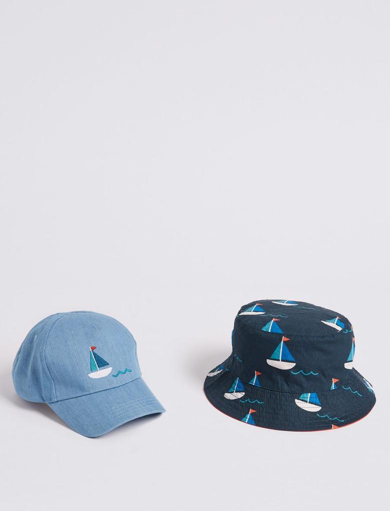 2'li Şapka
