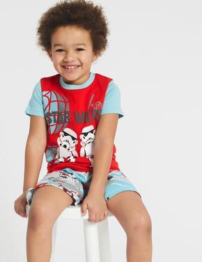 HIZLI GÖRÜNÜM Star Wars™ Saf Pamuklu Pijama Takımı ... 415fd50de09