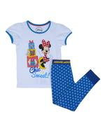 Minnie Mouse Desenli Pijama Takımı
